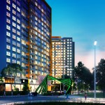 information of The Krista apartment Capitaland investor