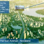 The Sun Avenue Apartment of Novaland